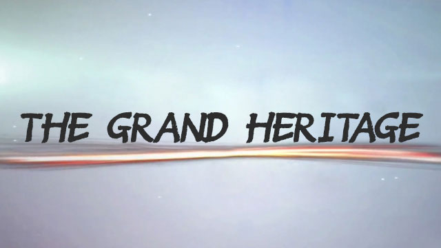 Go The Grand Heritage Menu Image